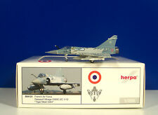 Dassault Mirage 2000 C French AF Tiger Meet-Herpa Wings Fighter 554121 - 1:200
