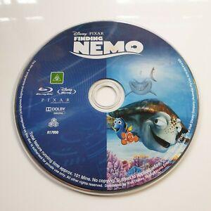Finding Nemo | Blu-ray Movie | Disney | Ellen DeGeneres | *Unoriginal Case*