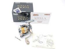 SHIMANO 04 STELLA 2500S LIVRE Custom handle knob SPINNING REEL from japan