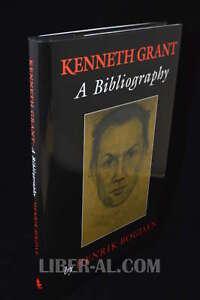 Kenneth Grant: A Bibliography (Hardcover) - Henrik Bogdan - Starfire Publishing