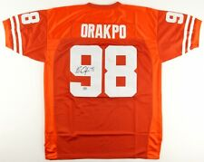 Brian Orakpo Signed Texas Jersey