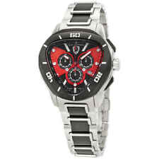 Tonino Lamborghini Spyder C Line Red and Black Dial Men's Watch C-10