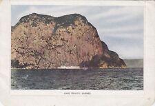 Canada Steamship Lines Steamer Cape Trinity Saguenay QUEBEC Folkard Postcard