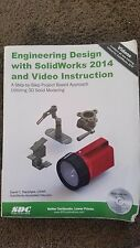 Engineering Design with SolidWorks 2014 and Video Instruction by David C....