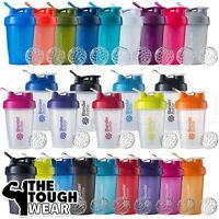Blender Bottle Classic 20oz Shaker Cup SportMixer With Loop Top - 27colors
