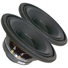 "Pair Radian 5210 2-Way Coaxial Fullrange Speaker 10"" 8 ohm 375W RMS Replacement"