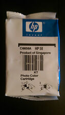 Original HP 58 photo foto color Officejet 4215 4255 5610 6110 o.V.