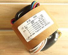 220V 50W r-core transformer pour ampli amplificateur micros dac 30V+30V 15V+15V