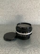 nikon 50mm F1.8 Lens - Mint