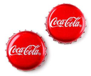 Coke (R) Bottle Cap Cufflinks - QHG2