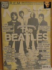 The Beatles The White Album Marianne Faithfull Sep 2008 Mojo UK magazine