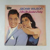 JACKIE WILSON I Get The Sweetest Feeling BL754138 LP Vinyl VG+ Cover VG+