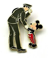 Mickey Mouse Says Thanks Series - Army Disney Pin Trading #31780