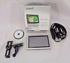 "Garmin Nuvi 1450T 5"" GPS USA Canada Maps Traffic Vehicle Auto Mount Bundle"