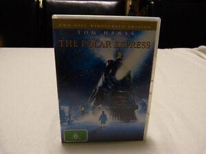 THE POLAR EXPRESS dvd - $4 post option