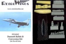 RetroKits Models 1/144 DASSAULT RAFALE B FIGHTER Resin Conversion Kit