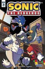 Sonic The Hedgehog Comic 5 Gates Cover a IDW 2018 Flynn Yardley Amash Herms
