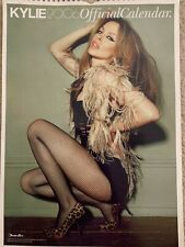 Kylie Minogue Calendar 2006 official fever, can't get you out of my head, rare