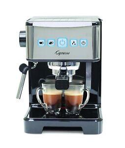 Capresso Ultima PRO Espresso & Cappuccino Machine (Programmable)
