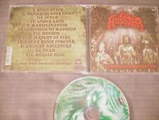 HOLDER Triumph Over Domination CD 2013 Brazil Death Metal (masacre monstrosity)
