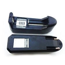 Chargeur universel double batterie pour 18650 14500 26650 Rechargeable Li-ion