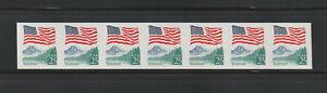 US ERROR Stamps:#2280c Flag, Yosemite. Imperf PS7 #11 PNC VF MNH $450.+
