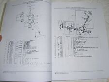 John Deere 440 Industrial Wheel Tractor Parts Catalog / Manual