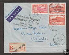 Reunion Sc 88,141,C1 on 1937 Roland Garros Flight Cover