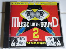 """TAPE-BEATLES """"Music With Sound"""" RARE Plagiarism Music and Audio Art Recordings"""