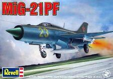 Revell X Monogram  Russian MIG-21PF fighter model kit   1/48