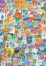 18 Kilo stamps THE NETHERLANDS mix off paper from CHARITY FUND about 360.000