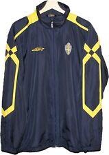 SWEDEN Football Track suit Jacket size L UMBRO SVIRGE Jersey