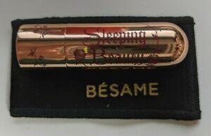 BESAME Cosmetics - Sleeping Beauty Lipstick -  Maleficent