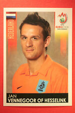 Panini EURO 2008 N. 275 VENNEGOOR NEDERLAND NEW With BLACK BACK TOPMINT !!
