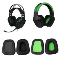 1 Pair Replacement Cushions Ear Pads For Razer Electra Gaming Headphones MA
