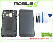 TACTILE + LCD + CHASSIS pour SONY E4G ET E2003 ET E2006 + OUTIL