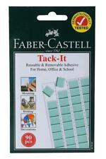 Faber-Castell Tack-it Reusable & Removable Adhesive 90 pieces (Light Green)