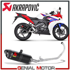 Full System Exhaust Carbon Akrapovic Racing Line for HONDA CBR 150 R 2011 > 2016