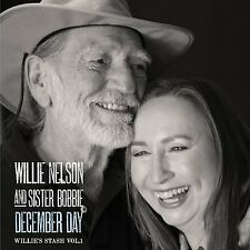 NELSON WILLIE AND SISTER BOBBIE - DECEMBER DAY  -  CD NUOVO SIGILLATO