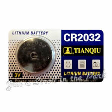 1 CR2032 DL2032 CMOS Lithium 3V NEW Watch Battery Exp 2017 Ships FREE from USA!