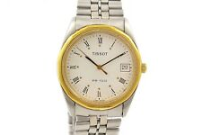 Vintage Tissot PR100 Stainless Steel Quartz Midsize Watch 1295