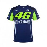 2017 OFFICIAL Moto GP VR46 Valentino Rossi Yamaha 46 MENS Team T-Shirt – NEW