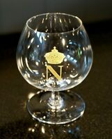 Beautiful Baccarat Crystal  Napolean Brandy Snifter