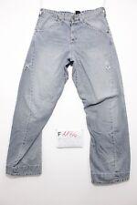 Levis engineered 623 destroyed boyfriend jeans usato (Cod.F1186) Tg.46 W32 L34