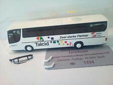 Rietze Bus Kässbohrer Setra S 315 HD Fußball TSV Bayer Leverkusen 04 Talcid 1:87
