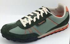 Timberland Mens Earthkeepers Greeley low Green Trainers - 5722A *