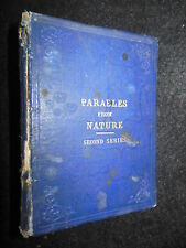 Parables from Nature by Mrs Alfred Gatty - 1857 - 2nd Series, Children's Book