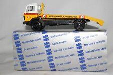 Conrad Truck Models, Mercedes Auto Club Europe Rollback, Nice 1/50th Scale