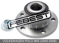 Front Wheel Hub For Volkswagen Polo 9N5 (2005-2008)