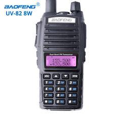BaoFeng UV-82 Real 8W Walkie Talkie Dual Band VHF/UHF Two-Way Radios Transceiver